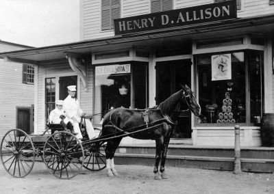 Allison Store circa 1905